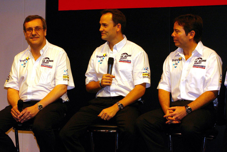 Team News - Le Mans Series