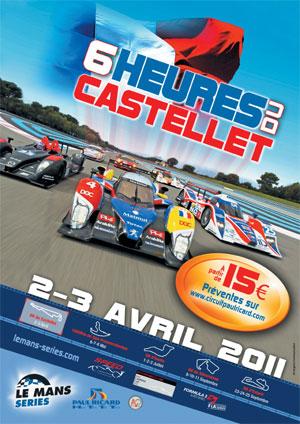 Le Mans Series 2011, Round 1,
